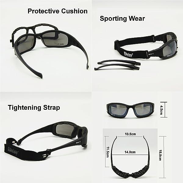 07b356650f Polarized Daisy X7 Army Sunglasses