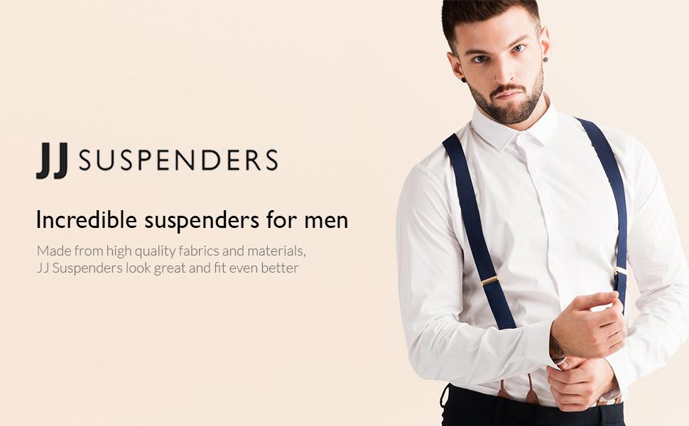 mens suspenders heavy duty clips suspender buttons
