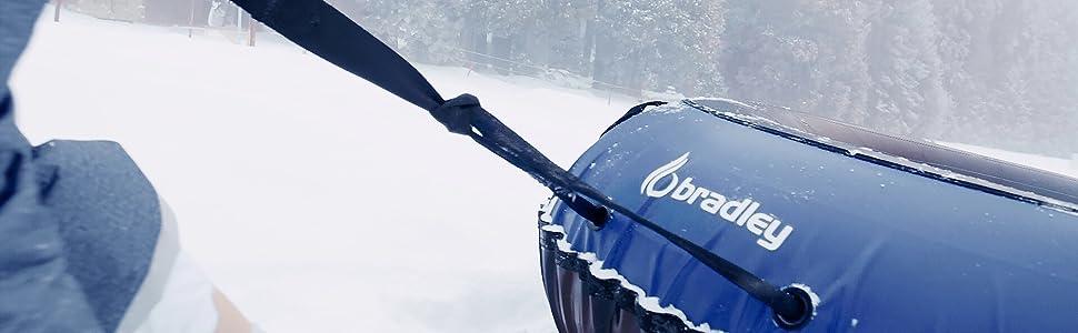bradley snow tube tow strap
