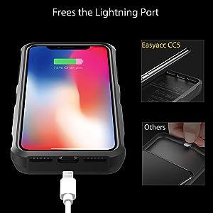 free the lightning port