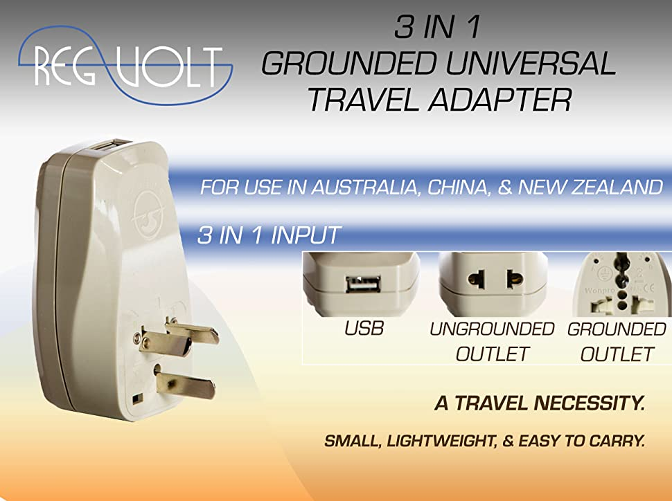 Universal International Travel Power Adapter With High Speed 2.4A x 3 USB Port And 3A Type-C Wall Charger Travel Adapter Worldwide ACTravel Adapter Plug for US UK AU 150+ Countries bill sunnystream EU