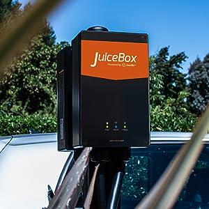 Amazon Com Juicebox Pro 40 Smart Electric Vehicle Ev