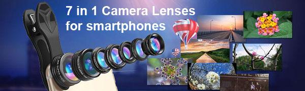 camera lens for smartphones