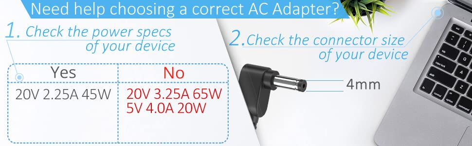 Mua sản phẩm Pwr 20V Charger Power Adapter for Lenovo