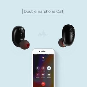 Double Earphone Call