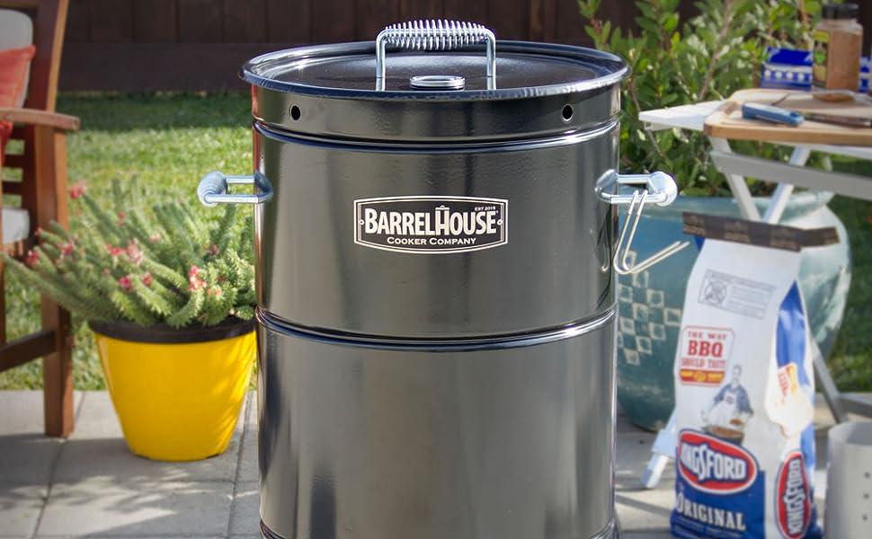 Barrel House smoker 18c