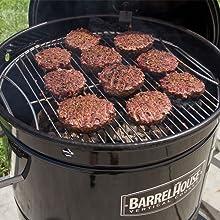 Barrel house cookre grilling 18c