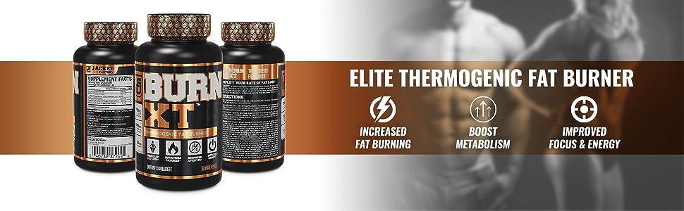 Amazon.com: BURN-XT Thermogenic Fat Burner - Weight Loss Supplement, Appetite Suppressant