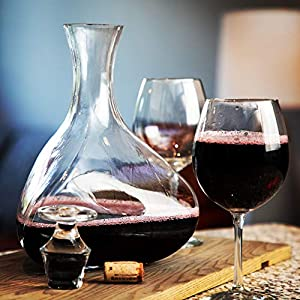 Beautiful Wine Decanter