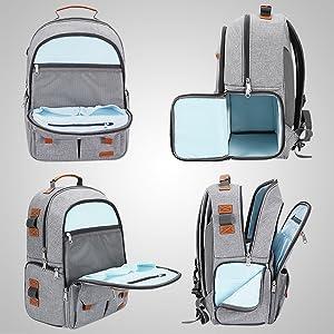 women camera backpack
