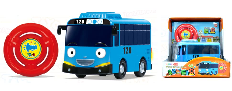 amazon com tayo the little bus dancing with flasing light and sound