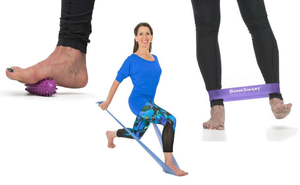 BoneSmart Pilates Props Upgrade to Aging Strong Series
