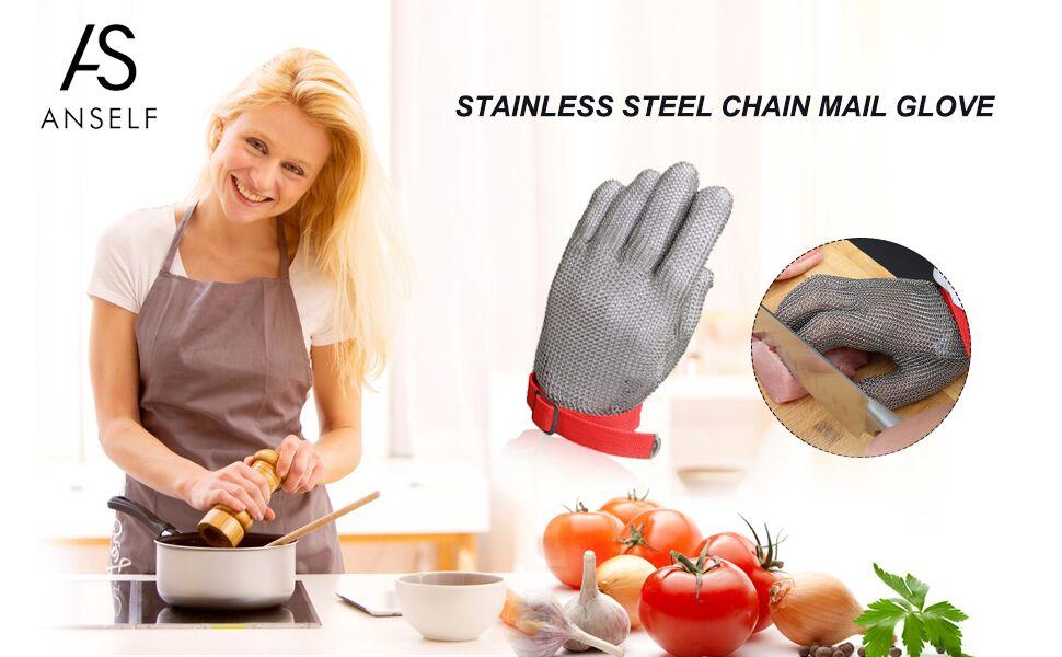 chain mail glove