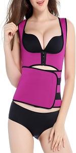 612014c75f Waist Trainer Corset Tummy Fat Burner · Neoprene Sauna Sweat Waist Trainer  Tank Top · Woman Body Shapers Slim Vest Tummy Training Corset · Women Body  Shaper ...