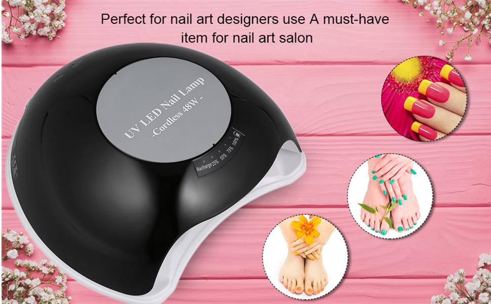 nail curing lamp