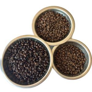 La Azotea Gourmet Coffee Antigua Guatemala Roasted Beans Whole Ground Medium Dark Espresso Organic