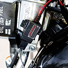 motorcycle usb charger phone charger gps charger