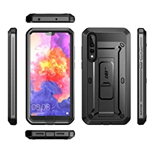 Huawei P20 Pro Case, SUPCASE Full-Body Rugged Cover with Built-in Screen Protector for Huawei P20 Pro (2018 Release) Not for Huawei P20, Unicorn ...
