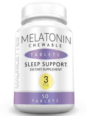 Chewable Melatonin 3mg