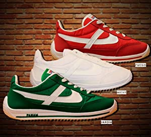 The iconic Mexican tennis shoe 3dab2f421a14