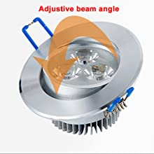 Adjustable Beam Angle