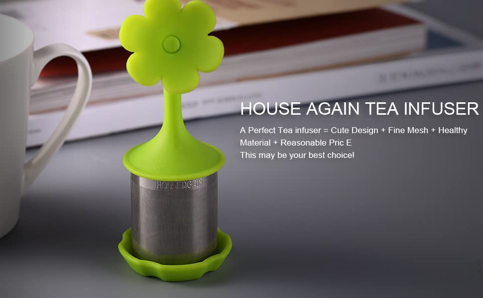 House Again Tea Infuser