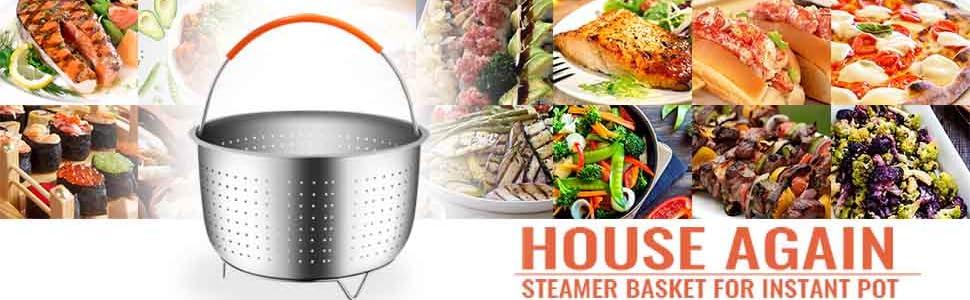 instant pot steamer