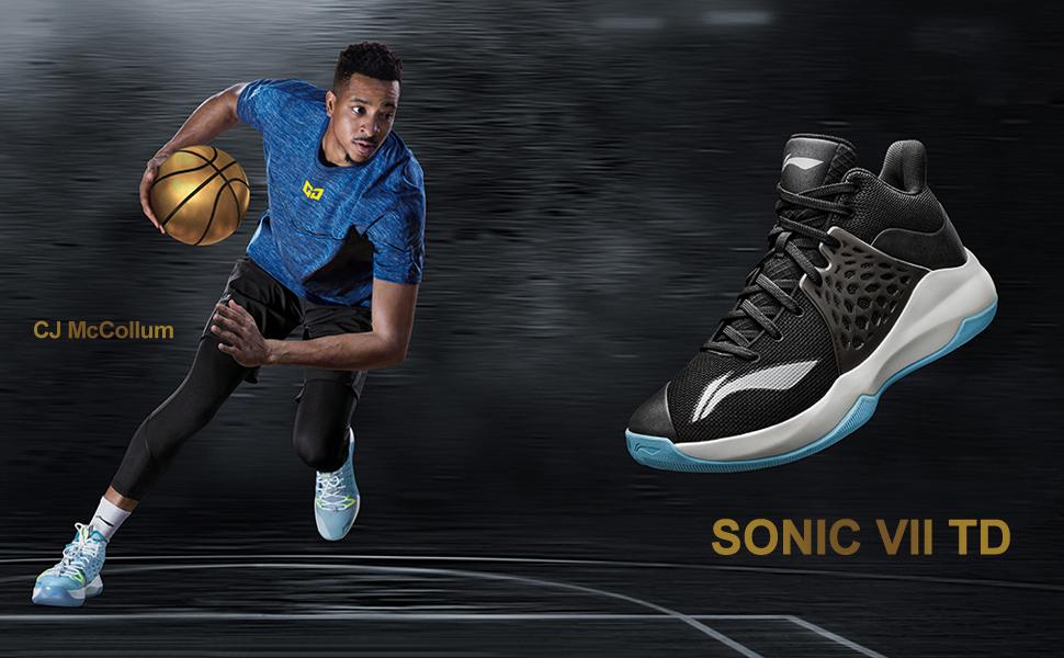 CJ Professional basketball shoes for men
