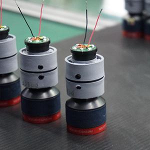 V7 capsules in assembly