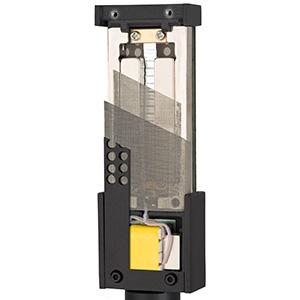 VR1 mic cutaway ribbon