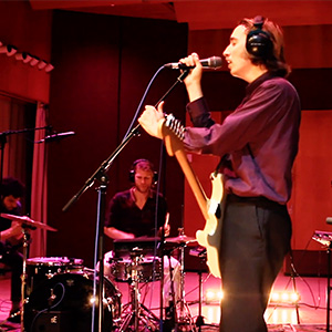 V7 in the studio