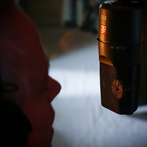 X1 S microphone for vocal recording