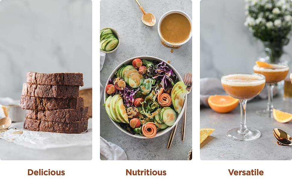 Soom Food Silan Date Syrup – Vegano, refinado sin azúcar ...