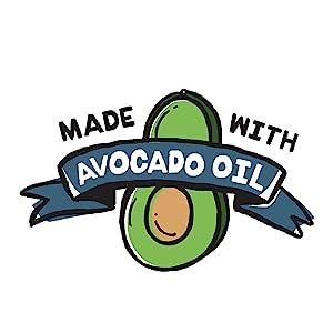 avocado oil avacado healthy ldl mre rte less fat organic all natural