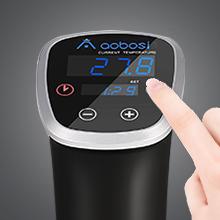 sous vide cooker sensor touch control sous vide stick