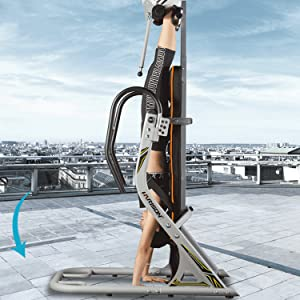 harison 407 inversion table