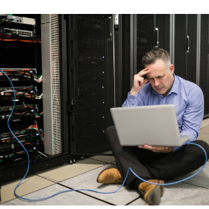 Systems Admin Server Room