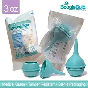 Amazon.com : BoogieBulb Baby Nasal Aspirator and Booger ...
