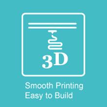 smooth printing easy to buld