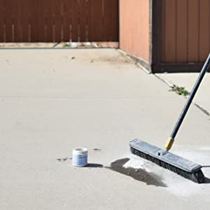 Push broom Application