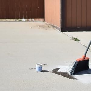 Hand broom application