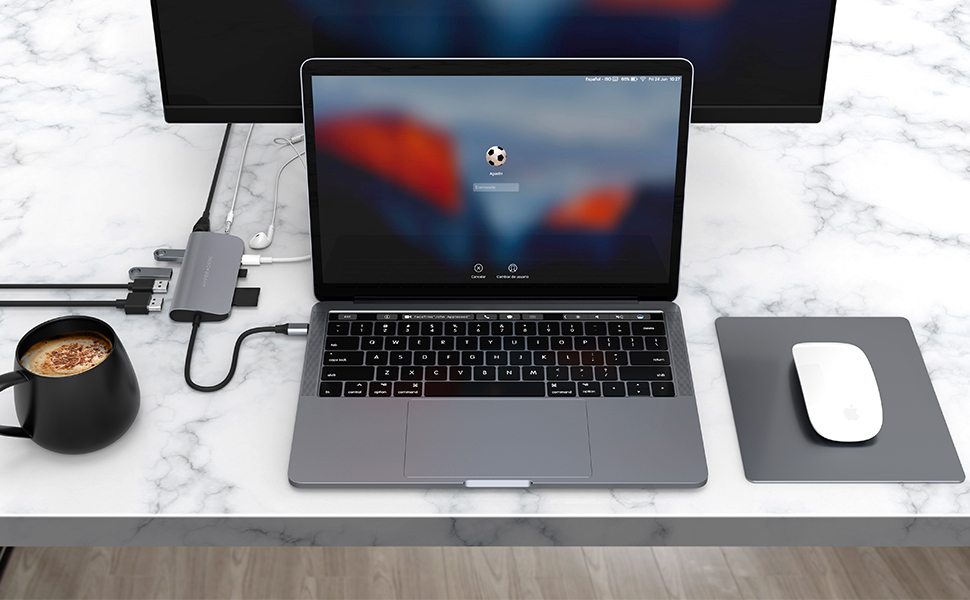 HyperDrive Power 9-in-1 USB-C Hub