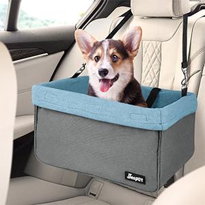 Dog car seat for medium dog