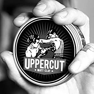 upper cut deluxe pomade