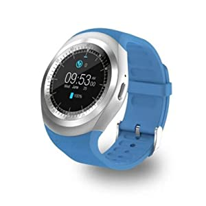 Amazon.com: Smart Watch Y1 Smart Watch Bluetooth 3.0 Ronda ...