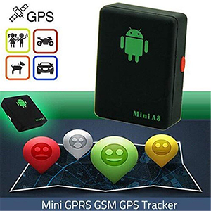 Amazon.com: KEBIDU Mini A8 GPS Tracker Localizador Global en ...