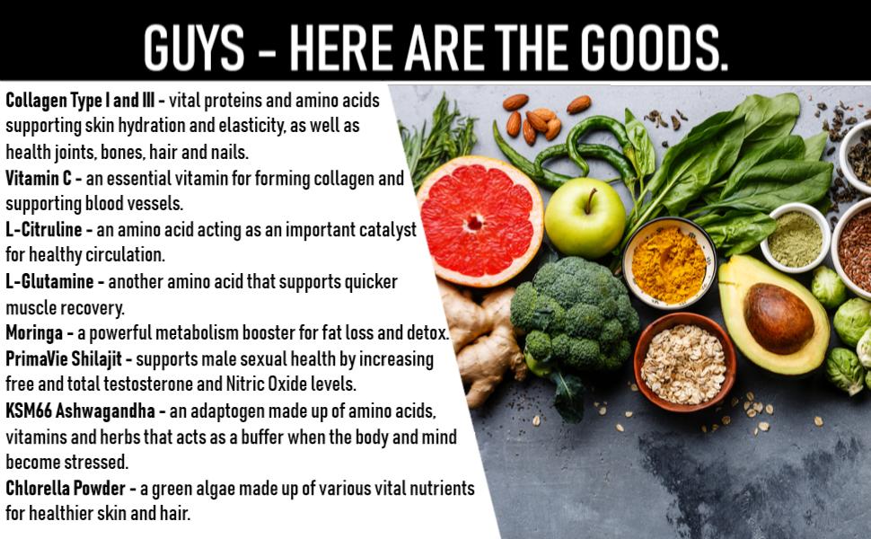 quantum boost ingredients