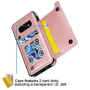 2 in 1 Wallet Case