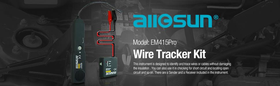 automotive wire tracker