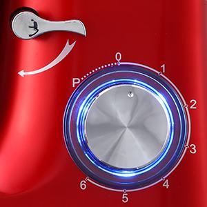 6 speed electric mixer